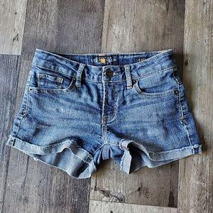 Lucky brand shorts girls 7